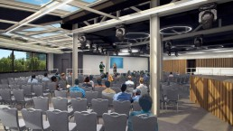 Зала BELLEVUE Конференция